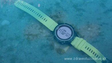 Otužovanie, hodinky pod vodou