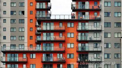 Obytný dom a balkóny, Zdroj: Pexels